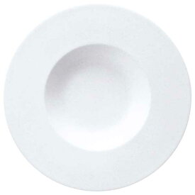 【NARUMI】【ナルミ】 ボーンチャイナ 25cmワイドリムスープ皿 50131-5239