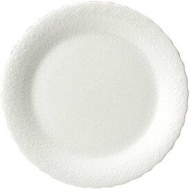 【NARUMI】 【ナルミ】 ボーンチャイナ シルキーホワイト 23cmミート皿 9968-1525p