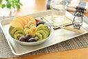 特大深皿 18cm【 シルバー 】アルミ皿 アルマイト 食器 キャンプ アウトドア レトロ 森中製作所 日本製