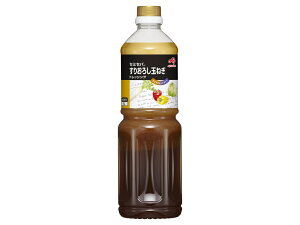 業務用「セミセパ」すりおろし玉ねぎドレッシング1Lボトル 1L 味の素