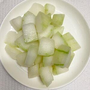 お徳用 冷凍食品 業務用 お弁当 おかず おつまみ 惣菜 おうちごはん ステイホーム 家飲み パーティー 時短 まとめ買い 冷凍野菜 カット野菜 そのまま使える とうがん乱切り 500g 水研