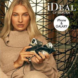 【送料無料】 スマホケース iPhone 11 11 Pro 11 Pro max ハードケース BLACK GALAXY MARBLE 正規品 iDeal Of Sweden スウェーデン ブランド 携帯 スマートフォン おしゃれ ケース カバー iPhoneケース ギフト