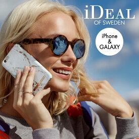 【送料無料】 スマホケース iPhone12 12mini 12Pro 11 11Pro 11ProMax XS X XR XsMax GALAXY S10 ハードケース CARRARA GOLD iDeal Of Sweden スマートフォン おしゃれ ケース カバー iPhoneケース ギフト プチギフト