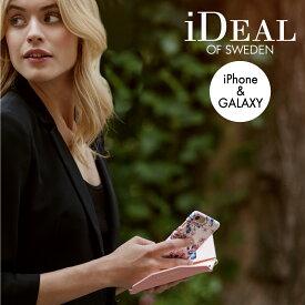 【送料無料】 スマホケース iPhone12 12mini 12Pro 11 11Pro 11ProMax XS X XR XsMax 8Plus 7Plus 6sPlus 6Plus ハードケース FLORAL ROMANCE iDeal Of Sweden スマートフォン おしゃれ ケース カバー アイフォン ギフト プチギフト