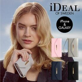 【アウトレット】 スマホケース iPhoneXS X SE 第2世代 se2 8 7 6s 6 ウォレット 財布型 MAYFAIR CLUTCH 正規品 iDeal Of Sweden スマートフォン おしゃれ ケース カバー iPhoneケース ギフト プチギフト ホワイトデー
