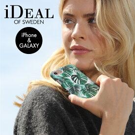 【送料無料】 スマホケース iPhone11 11Pro 11ProMax XS X XR XsMax 8Plus 7Plus 6sPlus 6Plus ハードケース MONSTERA JUNGLE iDeal Of Sweden スマートフォン おしゃれ ケース カバー アイフォン ギフト プチギフト