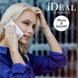 【送料無料】 スマホケース iPhone11 11Pro 11Pro Max XS X XR 6s 6 ハードケース WHITE MARBLE 正規品 iDeal Of Sweden スマートフォン おしゃれ ケース カバー iPhoneケース ギフト プチギフト