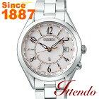 セイコールキアSEIKOLUKIASSQV077レディース腕時計ソーラー電波LadyCollectionレディコレクション