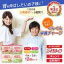 成長期栄養飲料【アスミール】都度購入 12個セット(ココア・イチゴミルク・ピーチ・メロン×各3個)