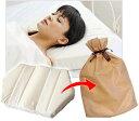 六角脳枕 プレゼント用ラッピングセット 快眠 安眠 肩こり 首こり 頭痛 低反発 睡眠検査技師認定! 送料無料 あす楽【…