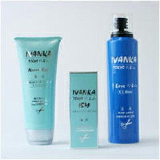 ISM 30 ml x 200 g fresh gel x I Love daikanyama 200 ml set