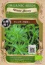 【有機種子】ウィンターサボリーグリーンフィールドプロジェクトのタネ