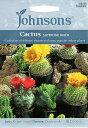 【輸入種子】Johnsons SeedsCactus Superfine Mixedカクタス・スーパーファイン・ミックスジョンソンズシード