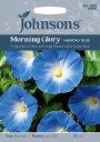 【輸入種子】Johnsons SeedsMorning Glory Heavenly Blueモーニング・グローリー(西洋朝顔)・ヘブンリー・ブルージョンソンズ...