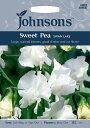 【輸入種子】Johnsons SeedsSweet Pea SWAN LAKEスイート・ピー・スワン・レイクジョンソンズシード