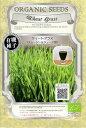 【有機種子】ウィートグラス(スムージー&ジュース用)グリーンフィールドプロジェクトのタネ