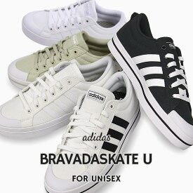 アディダス adidas スニーカー メンズ カジュアル シューズ 靴 BRAVADASKATE U FV8085 FV8086 FV8087 FV8090 FW2882