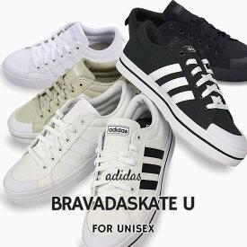 アディダス adidas スニーカー メンズ カジュアル シューズ 靴 BRAVADASKATE U FV8085 FV8086 FV8087 FV8090 FW2882 FW2883