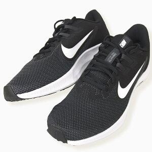 ナイキ nike スニーカー メンズ ジョギング シューズ 靴 スポーツ ダウンシフター 9 DOWNSHIFTER 9 AQ7481 002 黒