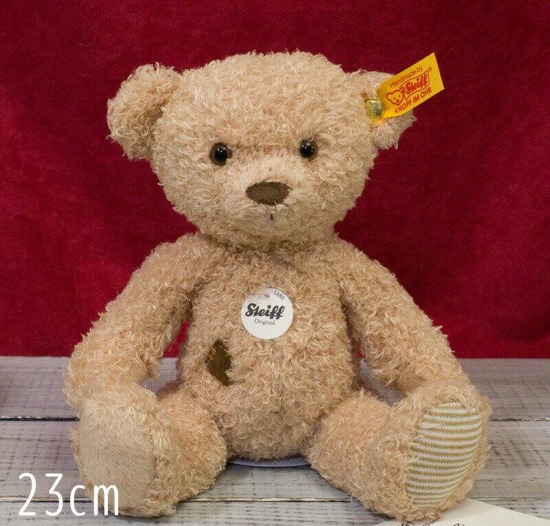 シュタイフ テオ テディベア 23cm Steiff THEO Teddy Bear テディベア ぬいぐるみ プレゼント ふわふわ クリスマス