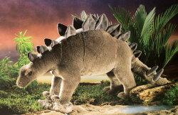 ステゴザウルスSutegosaurusKOSEN(ケーセン社)43cmUnicorn/ぬいぐるみ