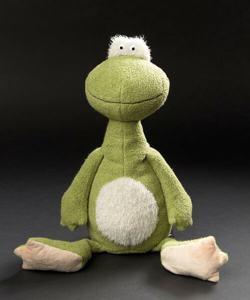 Big Frog 35cm Ach Good! Family & Friends かえる/ぬいぐるみ