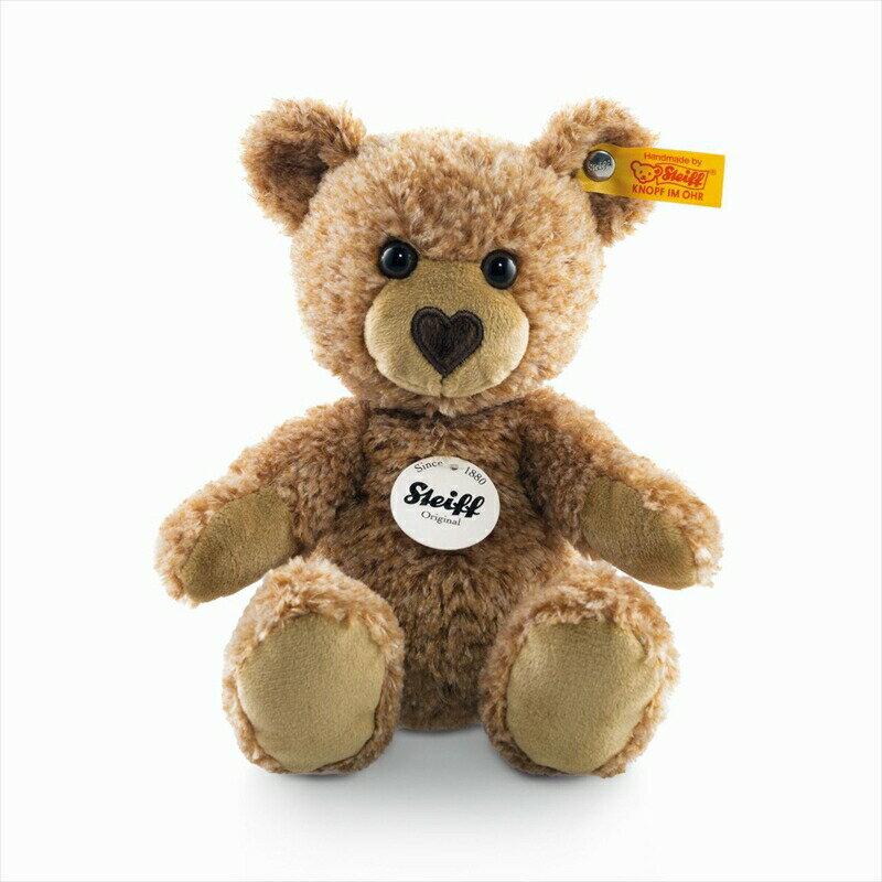 Steiffシュタイフ コージー テディベア 16cm (Cosy Teddy Bear) テディベア ぬいぐるみ プレゼント ふわふわ クリスマス