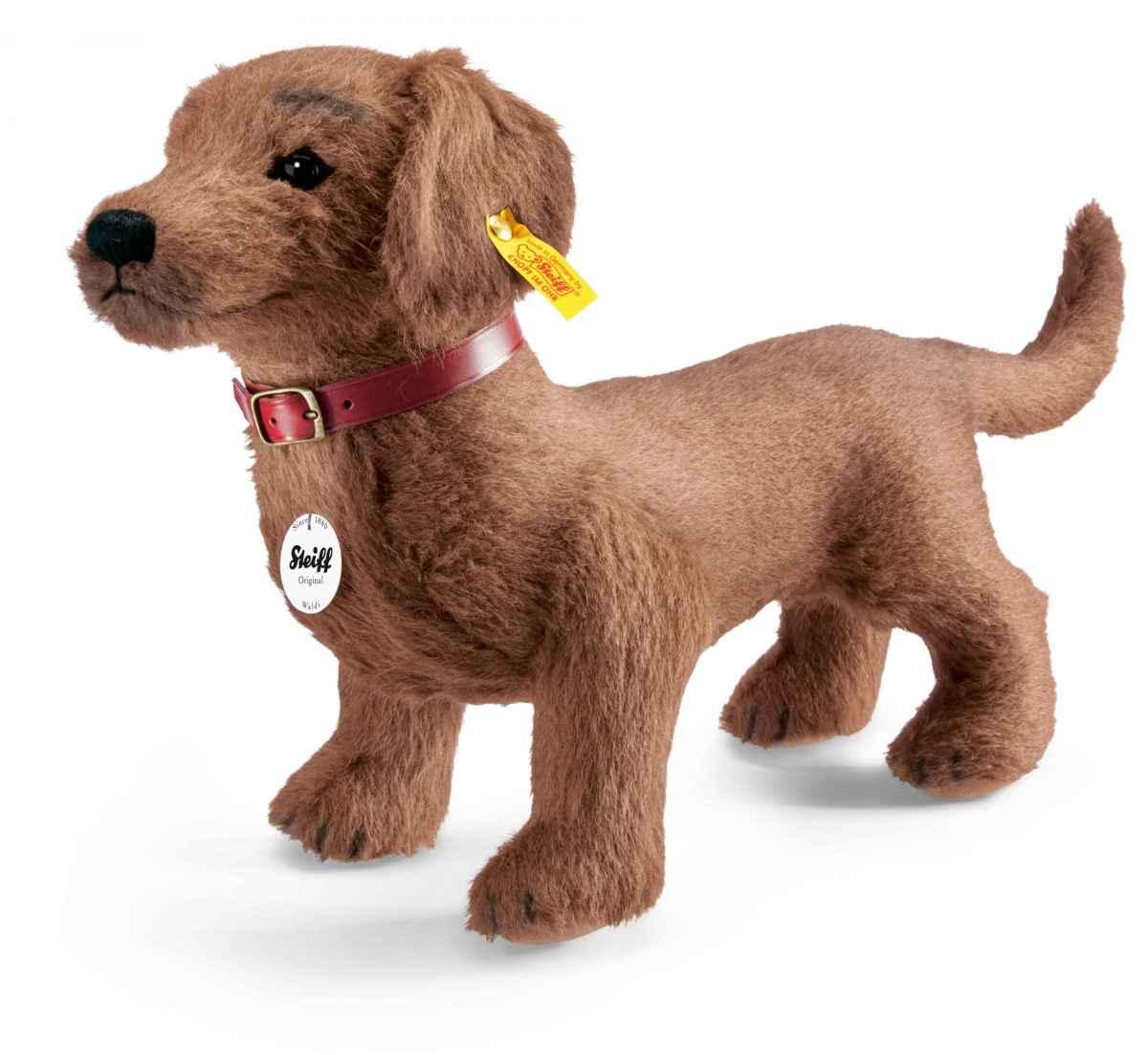ワーリーダックスフンド Waldi dachshund 35cmシュタイフ社テディベアテディベア ぬいぐるみ 誕生日 プレゼント 内祝い ギフト クリスマス