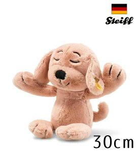シュタイフ テディベア Steiff Cuddly(カドリー)キャラメル ドッグ 30cm 犬 ぬいぐるみ 誕生日 プレゼント 内祝い ギフト クリスマス
