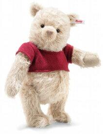 シュタイフ(steiff) 世界限定ディズニー クリスチャーロビン ウイニー ザ プー 30cm ean355424 Disney Christopher Robin Winnie the Pooh