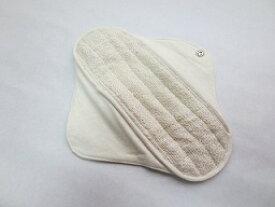 メッシュ絹の布ナプキン 一体型(多い日昼用)