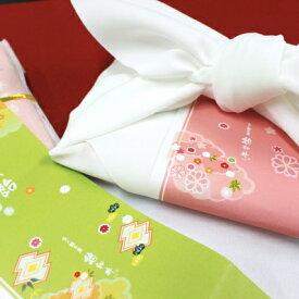 千歳飴7本入 白風呂敷 夢色結び(レビュー書き込みで次回あめプレゼント)