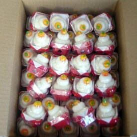 正月 迎春 ミニ鏡餅 飴 1ケース(50個入り)プチギフト ノベルティ 業務用