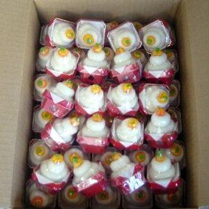 正月 迎春 ミニ鏡餅 飴 5ケース(250個入り)プチギフト ノベルティ 業務用