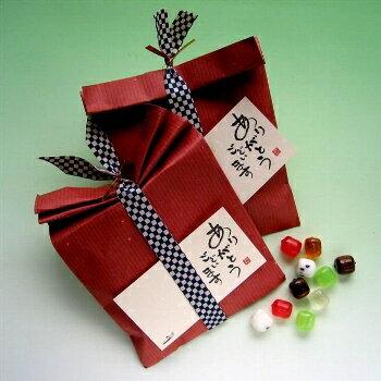 プチギフトえらべる京飴「ありがとう お菓子 飴」(レビュー書き込みで次回あめプレゼント)