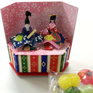ひなまつり 桃の節句 お祝い イベント お菓子 古都の夢 かわいい 京あめ 飾り プチギフト 桜雛