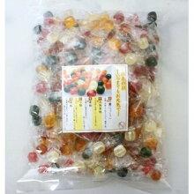 特別京飴パック〜昔ながらの京飴5種