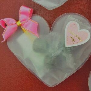 バレンタイン 義理チョコ キャンディ ちょこっとハート 個包装 プチギフト プレゼント
