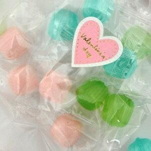 バレンタイン 義理 チョコ以外 2021 お配り 義理 キャンディ 春色パステル 個包装 プチギフト プレゼント 50袋
