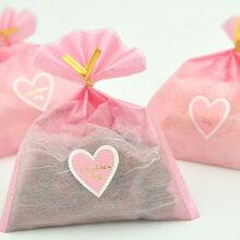 【バレンタインチョコ・キャンディー】プチはぁーと