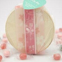 ホワイトデー桜みるくキャンディー