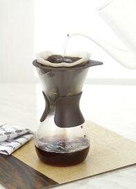 【50%OFF】iwaki(イワキ) ドリップ サーバー ブラウン コーヒー おいしい おしゃれ インテリア かわいい こだわり ハンドドリップ 耐熱ガラス アイスコーヒー ホットコーヒー おうちカフェ