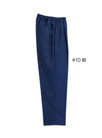 作務衣-下衣(男女兼用) ジーベック 25701