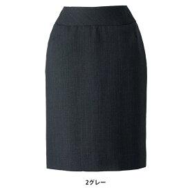 ハリ感のある美しいシルエットのタイトスカート SA165S
