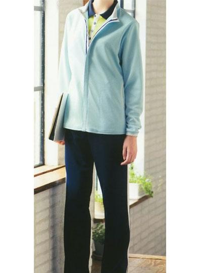 ジャージパンツ ロング 男女兼用 レディース メンズ ブルーベリー カカオ SS-3L 介護 介護ユニフォーム 介護用品 介護服 介護士 介護福祉士 職員 ケアワーカー ユニフォーム HEARTGREEN ハートグリーン カーシー HM-2125