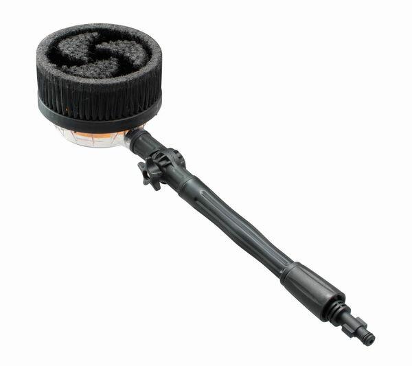 京セラインダストリアルツールズ 高圧洗浄機用/回転ブラシ ヘッド角可変タイプ6710047 リョービ