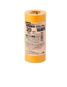 スリーエムジャパン マスキングテープ塗装用 6P 243JDIY−20 20MMX18M 養生テープ