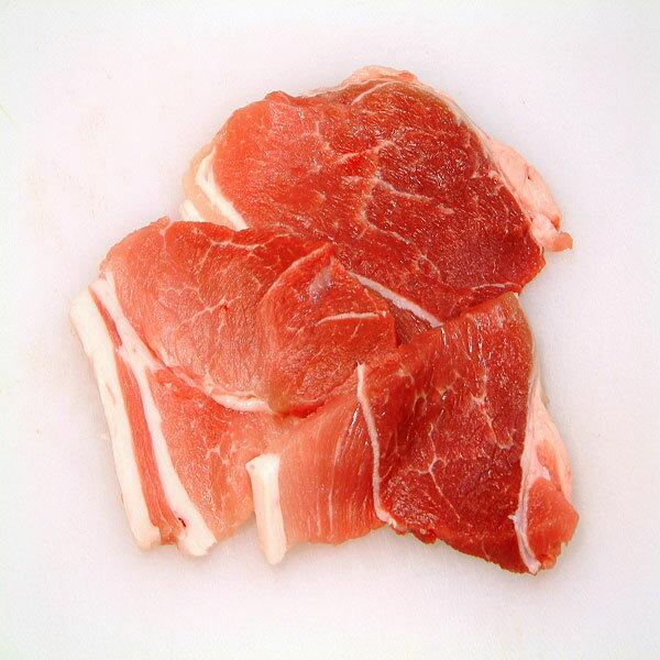 やまざきポーク カタ 焼肉用 スライス カット 青森県産 100g 焼き肉 バーベキュー BBQ