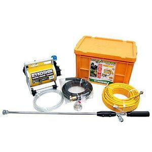 工進 電動噴霧器 ガーデンスプレーヤー MS-252CL(250001653)