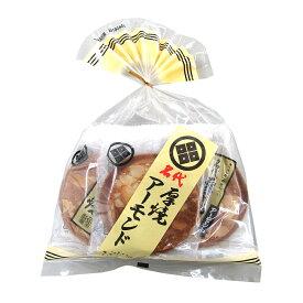 厚焼せんべいアーモンド 【7枚袋入】佐々木製菓